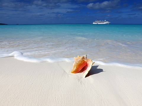 Caribbean Cruise Bahamas picture